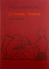 Buch: William Shakespeare – 22 Sonette / Sonnets