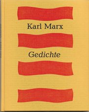 Buch: Karl Marx – Gedichte
