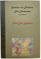 Buch: Heimito von Doderer - Das Café Kaunitz